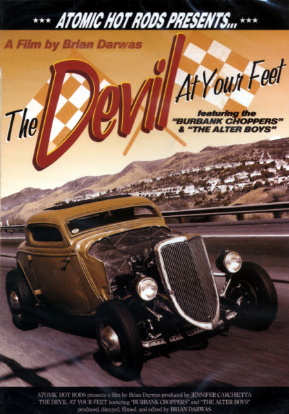 The Devil At Your Feet - A Film By Brian Darwas