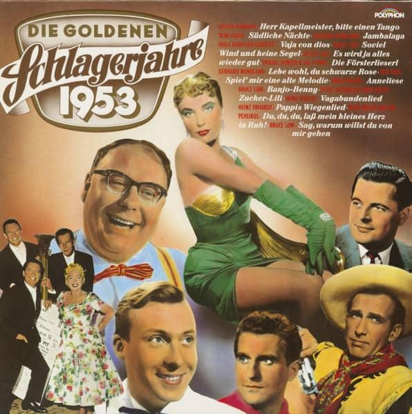 Die Goldenen Schlagerjahre 1953 (LP)
