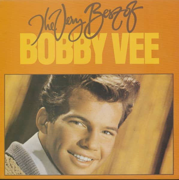 The Very Best Of Bobby Vee (LP)