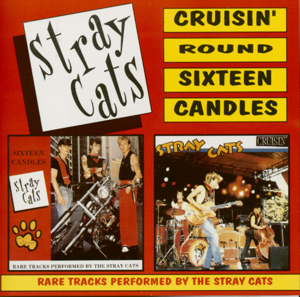 Cruisin' Round Sixteen Candles (CD)