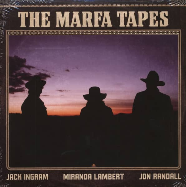 The Marfa Tapes (2-LP)