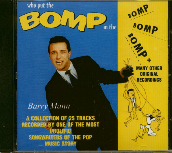 Who Put The Bomp? - Collection (CD)