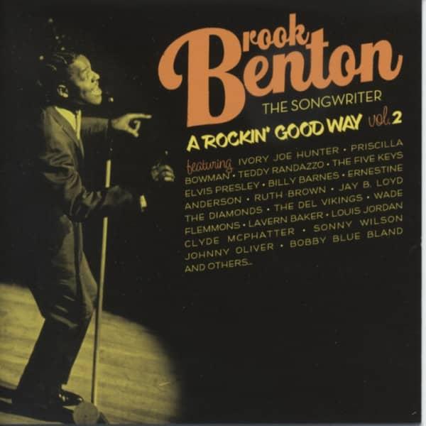 Vol.2. A Rockin' Good Way - The Songwriter
