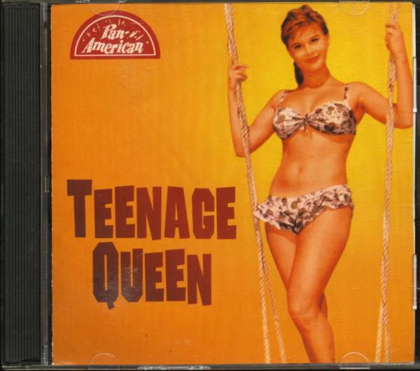 Teenage Queen (CD)