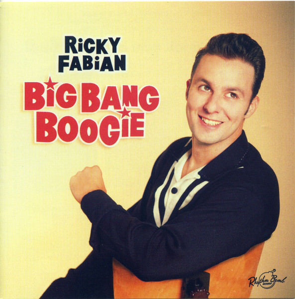 Big Bang Boogie (CD)