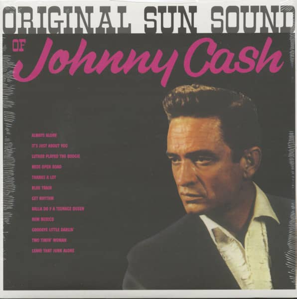 Original Sun Sound Of Johnny Cash (LP, Vinyl)