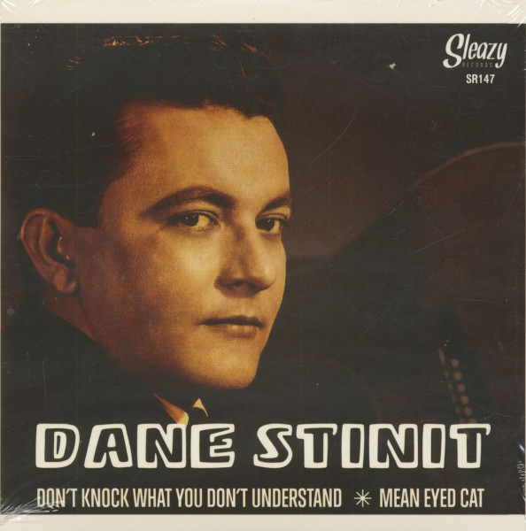 Don't Knock What You Don't Undertstand - Mean Eyed Cat (7inch, 45rpm, PS, BC)
