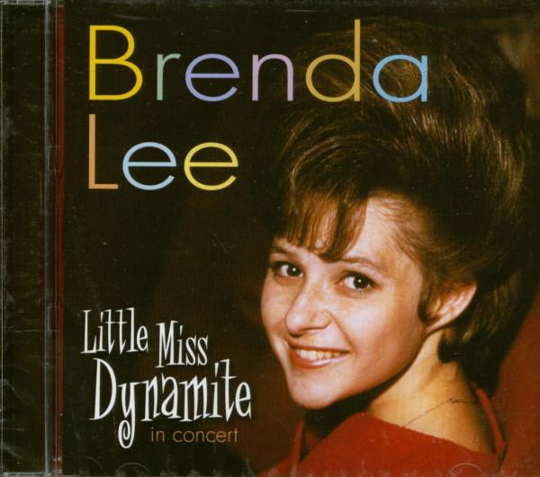 Little Miss Dynamite In Concert (CD)