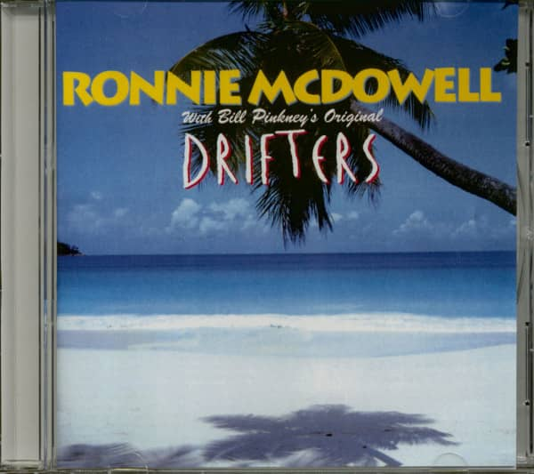 Ronnie McDowell With Bill Pinkney's Original Drifters (CD)