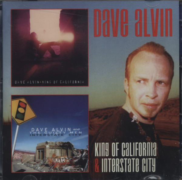 King Of California - Interstate City (2-CD)