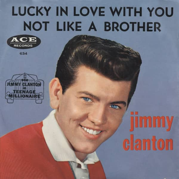 Lucky In Love With You - Not Like A 7inch, 45rpm, PS