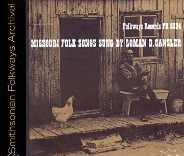 Missouri Folk Songs