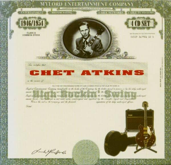 High Rockin' Swing (4-CD)