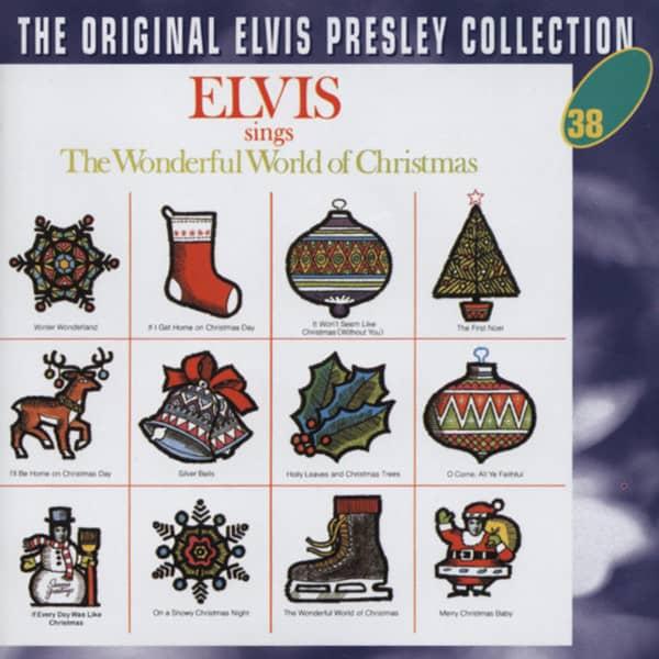 The Wonderful World Of Christmas (1971)