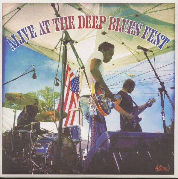 Alive At The Deep Blues Fest (LP, Ltd. Edition)
