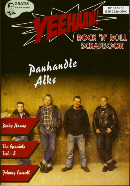 Rock & Roll Magazin # 55