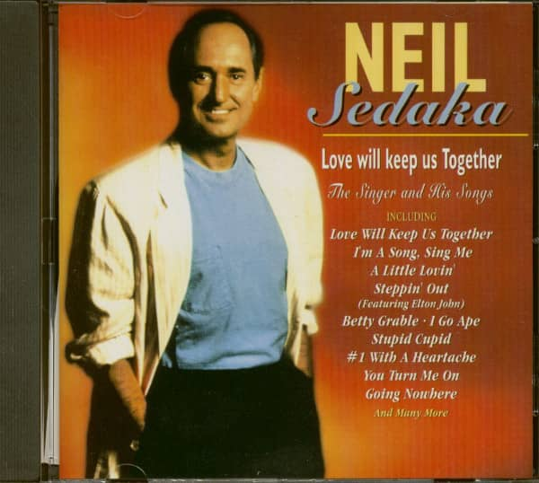Love Will Keep Us Together (CD)