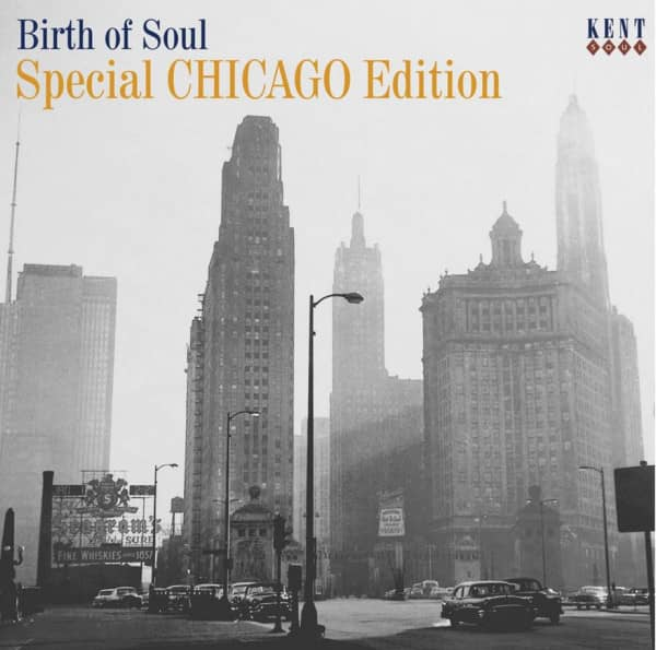 Birth Of Soul - Special Chicago Edition (CD)