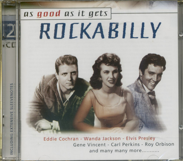 As Good As It Gets - Rockabilly 2-CD