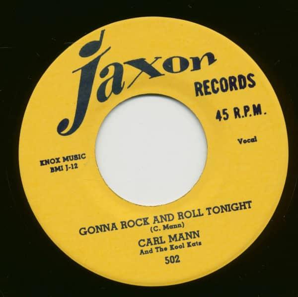 Gonna Rock And Roll Tonight - Rockin' Love (7inch, 45rpm)