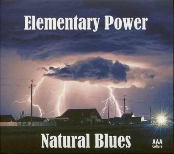 Elementary Power (CD)