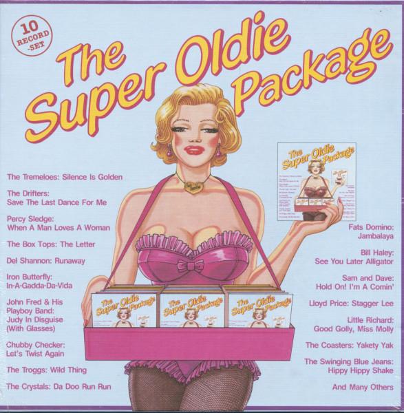 The Super Oldie Package (10-LP Box Set)