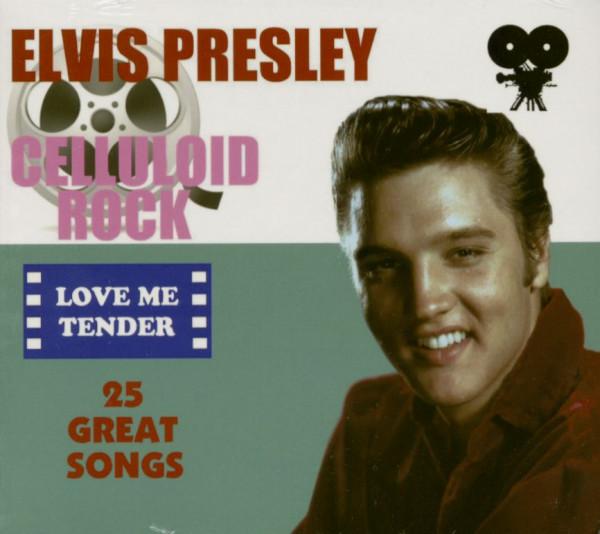 Celluloid Rock Vol.3 - Love Me Tender (CD)