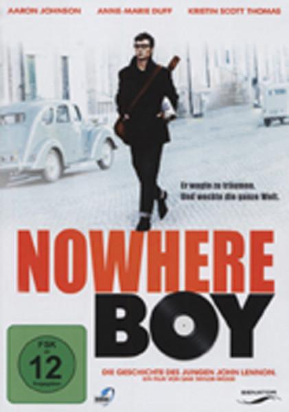 Nowhere Boy (PAL Code 2 Deutsch)