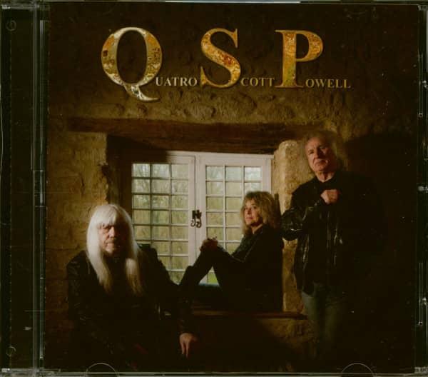 QSP - Quatro Scott Powell (CD)