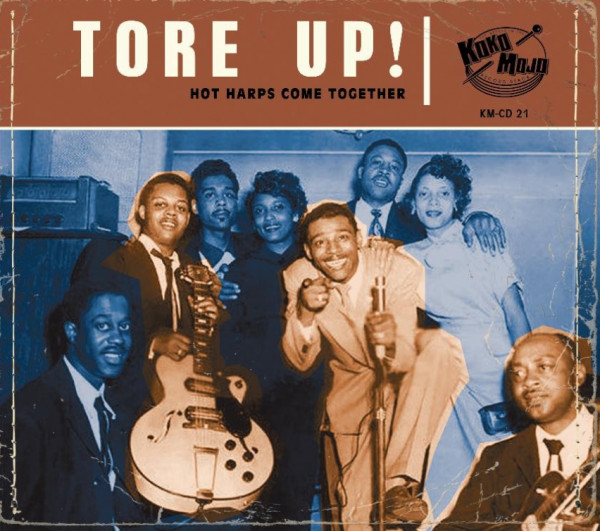 Tore Up! (CD)