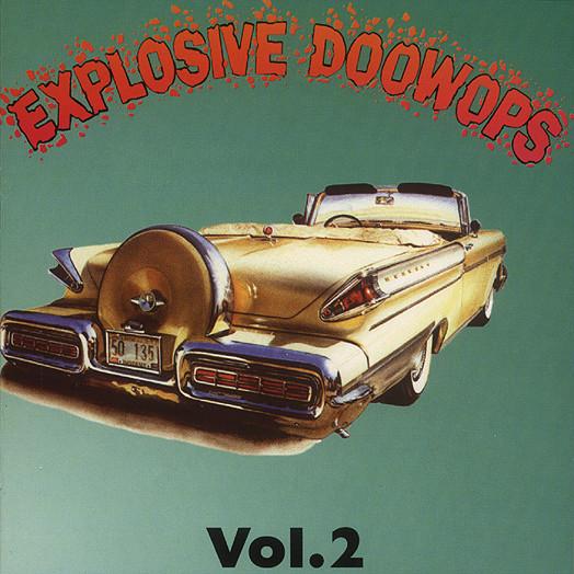 Vol.2, Explosive Doo Wop