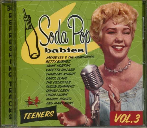 Soda Pop Babies Vol.3 (CD)