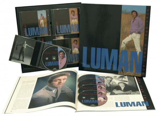 Luman, 1968-1977 (5-CD)