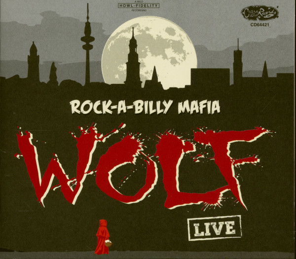 Wolf - Live (LP)