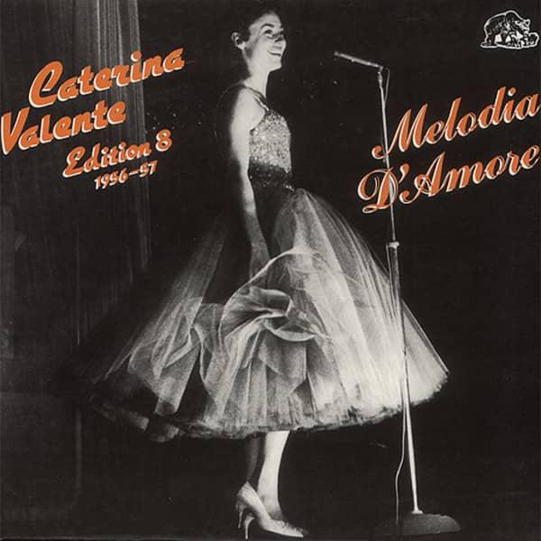 Edition 8 - Melodia D'Amore (LP)