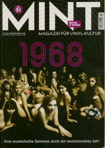 Mint Magazin #21, Juli 2018