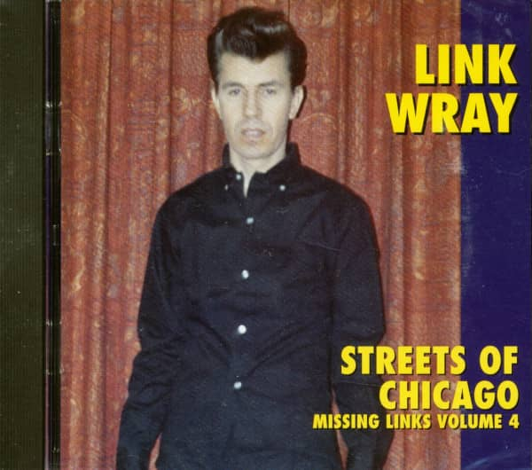 Missing Links Vol.4 - Streets Of Chicago (CD)