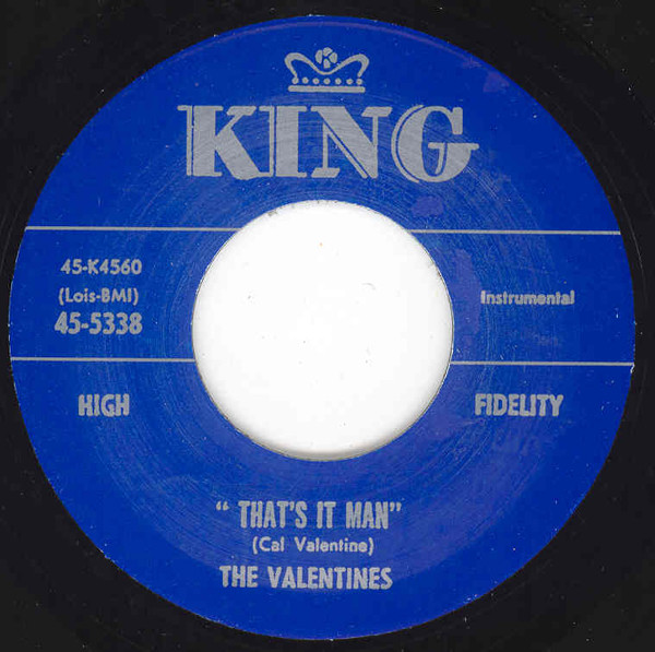 That's It Man - Please Don't Leave... 7inch, 45rpm