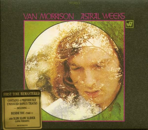 Astral Weeks (CD)