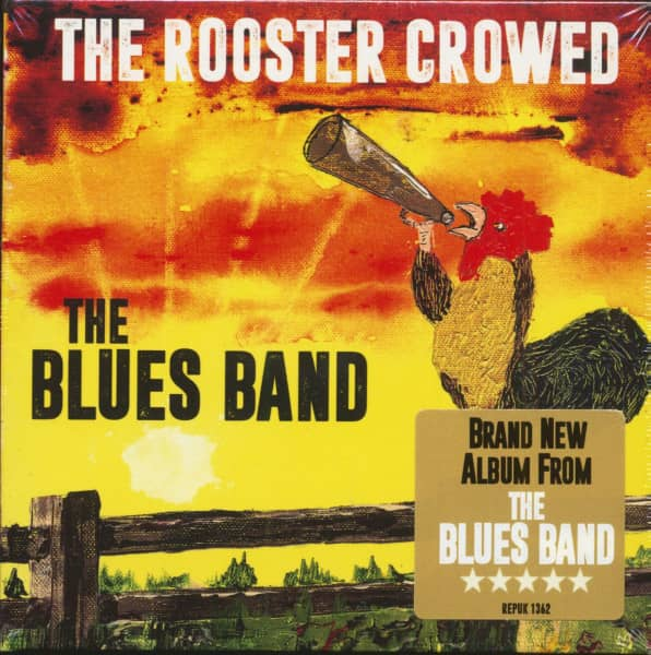 The Rooster Crowed (CD)