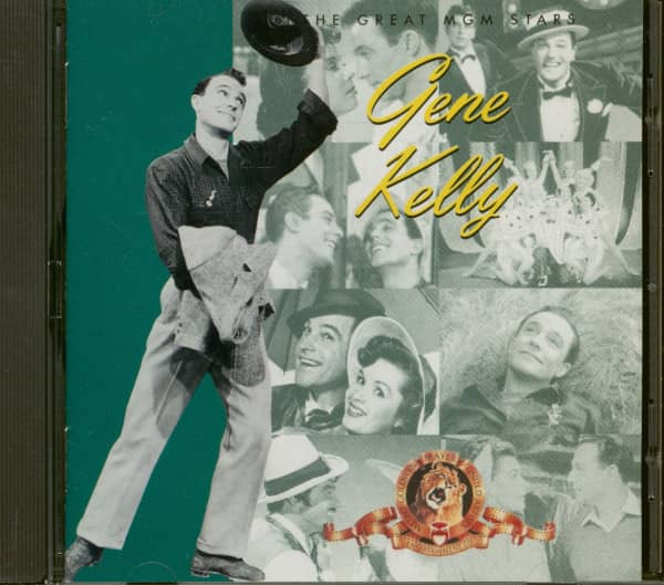 The Great MGM Stars (CD)