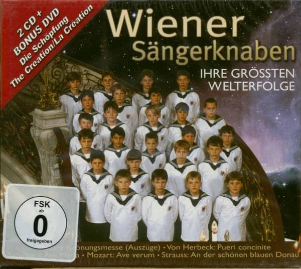Ihre Grössten Welterfolge (2-CD)