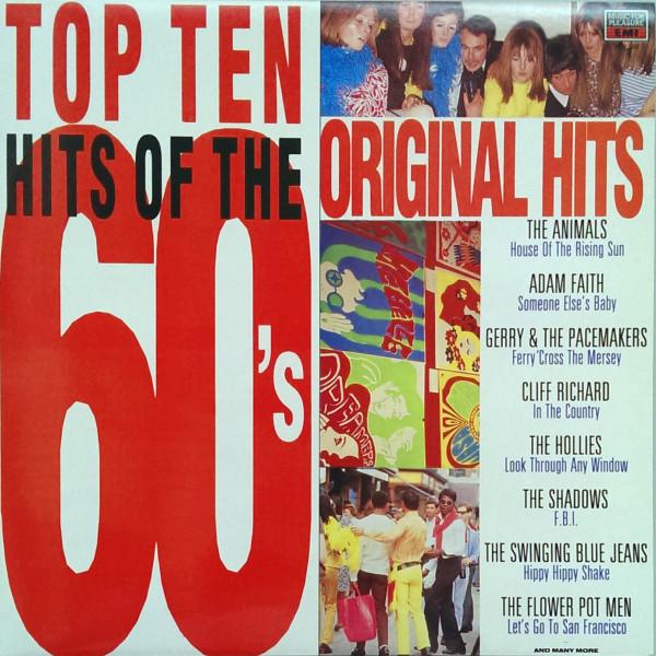 Top Ten Hits Of The 60's (LP)