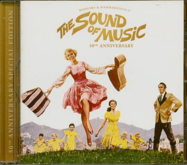 The Sound Of Music (CD)