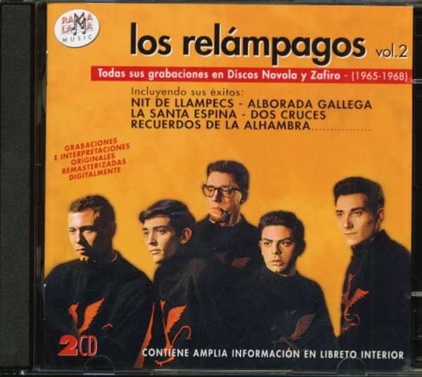 Todas Sus Grabaciones En Discos Novola Y Zafiro Vol.2 - 1965-1968 (2-CD)