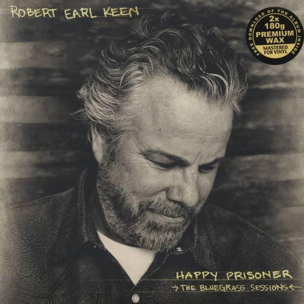 Happy Prisoner - The Bluegrass Sessions (2-LP 180g Vinyl plus album download)
