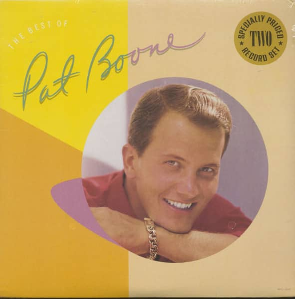 The Best Of Pat Boone (2-LP)