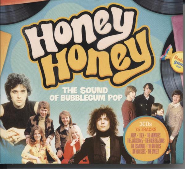 Honey Honey - Bubblegum Pop (3-CD)