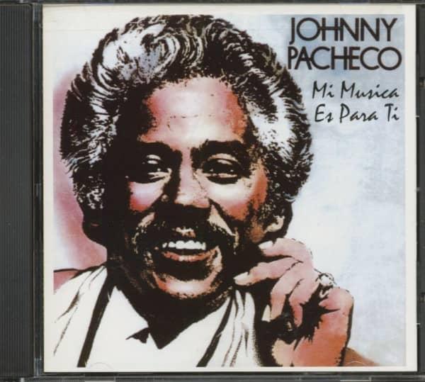 Mi Musica Es Para Ti (CD)