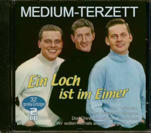 Ein Loch ist im Eimer - 32 große Erfolge (2-CD)